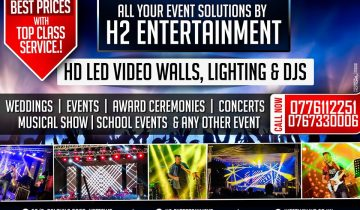 H2 DJ Entertainment – Lights/ Sounds/ LED walls/ Pro DJs