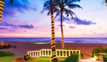 Paradise Beach Party Venue, Mount Lavinia Hotel