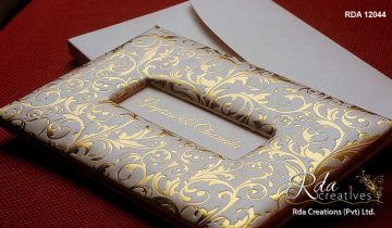 RDA Creations Wedding Invitations