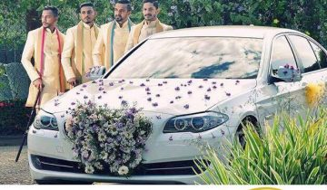 Suba Gaman Wedding Cars
