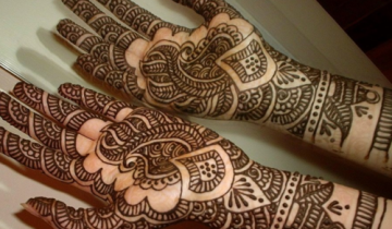 Trendy Henna By Shifana