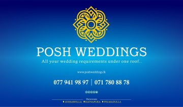 Posh Wedding