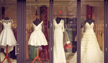 Anita Wedding Dress and Gown