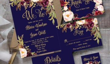 Asiriya Wedding Card and Boxes