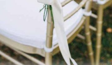 Sparkle Events – Tiffany Chairs