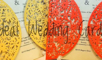 Ideal Wedding Cards